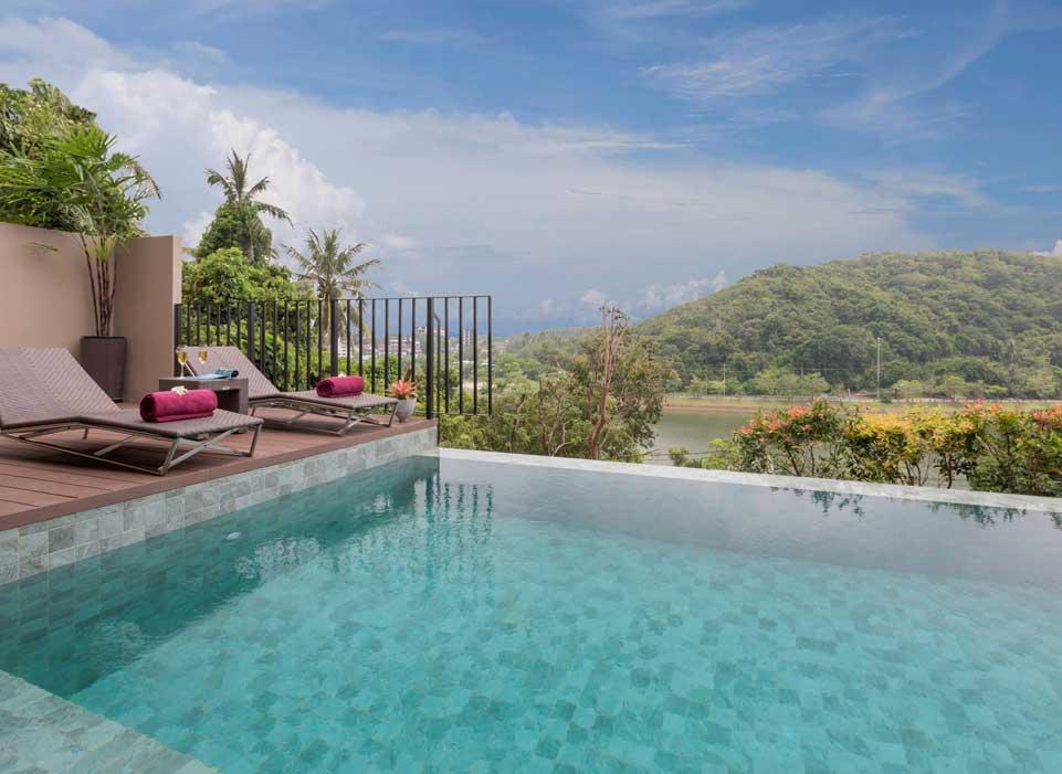 Sunsuri Phuket 豪景泳池别墅