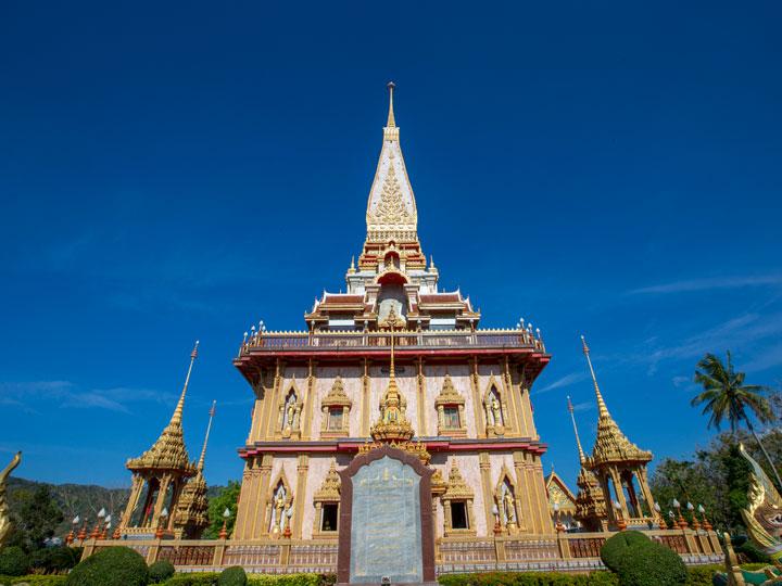 Sunsuri Phuket 查龙寺