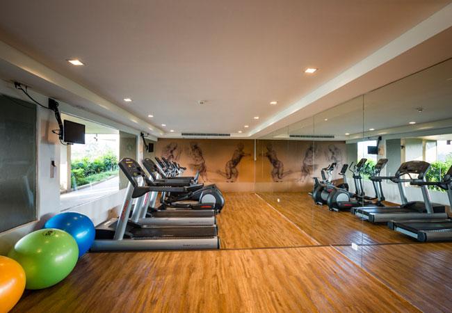 健身房 Sunsuri Phuket Resort