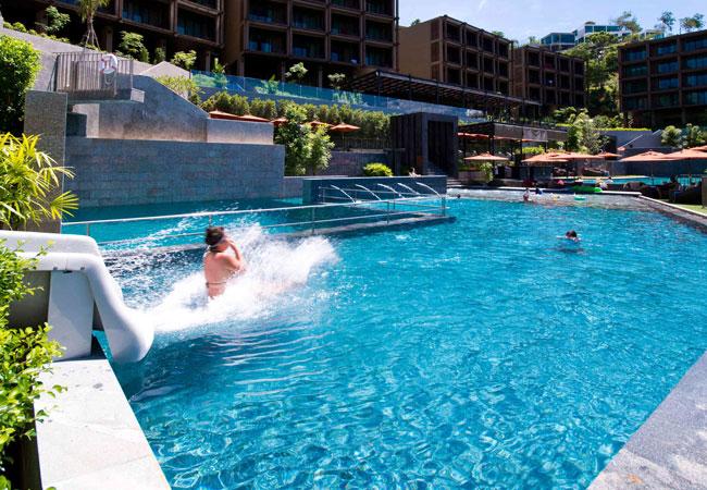 游泳池 Sunsuri Phuket Resort